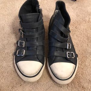 Only worn once Ash virgin sneaker